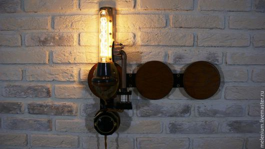 """Освещение ручной работы. Ярмарка Мастеров - ручная работа. Купить светильник """"зеленый свет""""... Handmade. Разноцветный, акрил"""