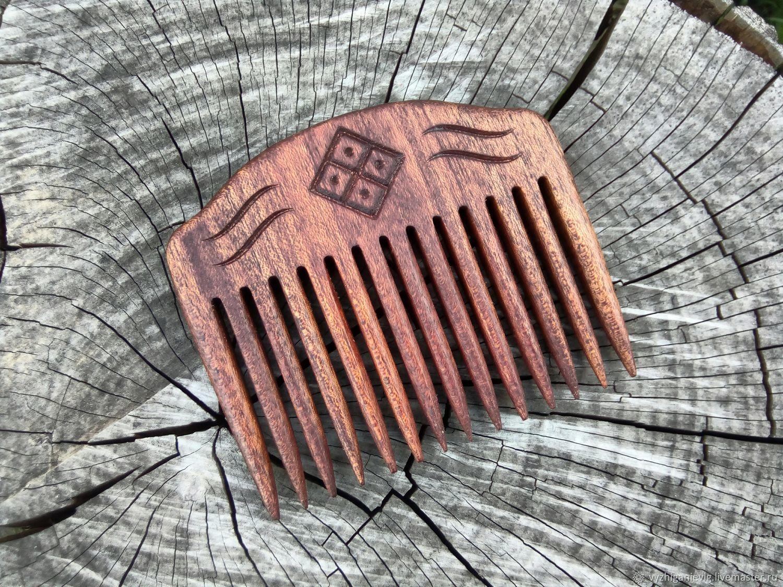 Mahogany 'Makosh' comb, Combs, Volgograd,  Фото №1