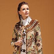 """Одежда ручной работы. Ярмарка Мастеров - ручная работа Жакет """"Дриада"""". Handmade."""