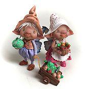 Куклы и игрушки ручной работы. Ярмарка Мастеров - ручная работа Осенний урожай. Handmade.