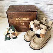 Обувь ручной работы handmade. Livemaster - original item boots: Boots women`s