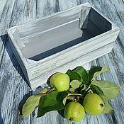 Для дома и интерьера handmade. Livemaster - original item Decorative box