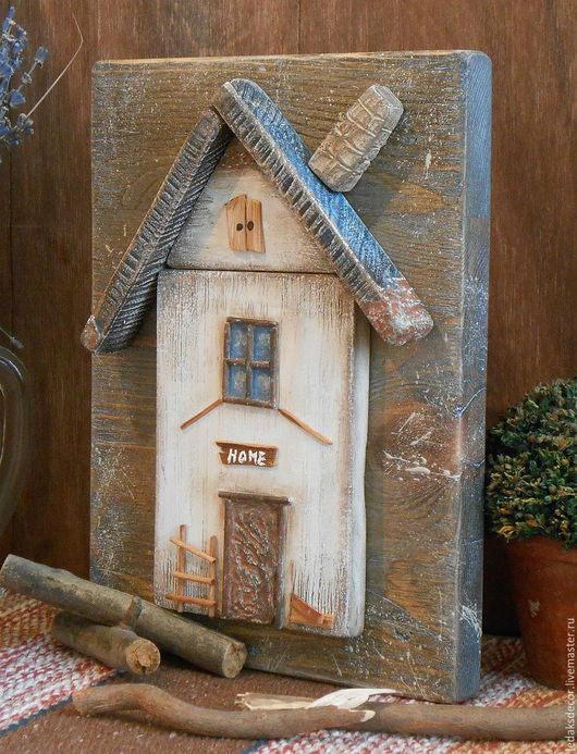 Декоративное панно для интерьера дома или дачи. `LedaksDecor` -для уютного дома!
