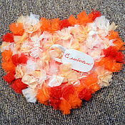 Подарки к праздникам ручной работы. Ярмарка Мастеров - ручная работа Поздравительная открытка с любовью. Handmade.