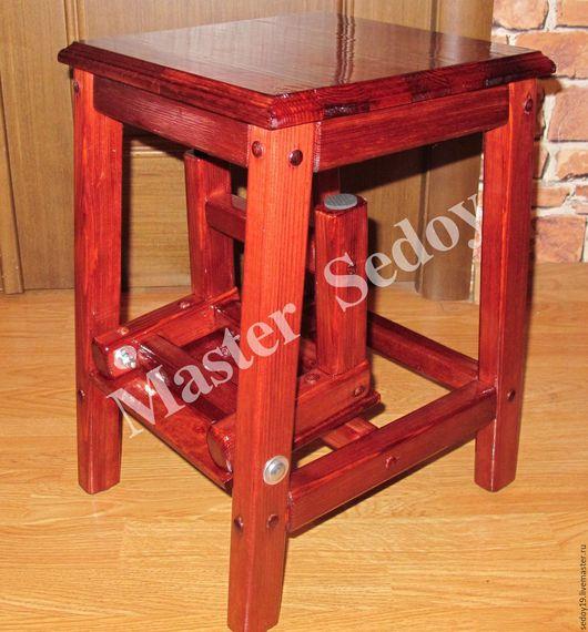 Мебель ручной работы. Ярмарка Мастеров - ручная работа. Купить Стремянка складная. Handmade. Комбинированный