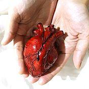 Для дома и интерьера handmade. Livemaster - original item Copy of Copy of Anatomical heart. Handmade.