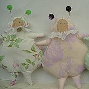 Куклы и игрушки ручной работы. Ярмарка Мастеров - ручная работа Тильда жук. Handmade.