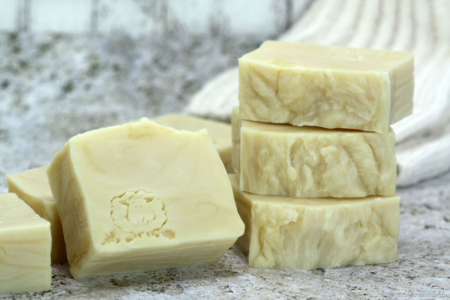 Natural lanolin soap, Soap, Moscow,  Фото №1