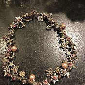 handmade. Livemaster - original item Choker necklace