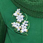 Одежда ручной работы. Ярмарка Мастеров - ручная работа Зеленое пальто. Handmade.