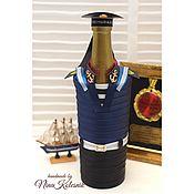 Сувениры и подарки handmade. Livemaster - original item A gift to a sailor a military officer of the Navy Northern Fleet. Handmade.