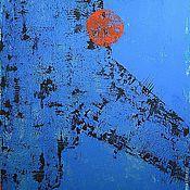 """Картины и панно ручной работы. Ярмарка Мастеров - ручная работа """"Viento"""" (""""Ветер""""). Handmade."""