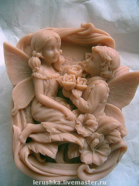 """Мыло ручной работы. Ярмарка Мастеров - ручная работа. Купить Сувенирное мыльце """"Признание"""".. Handmade. Мыло сувенирное, эксклюзивный подарок"""
