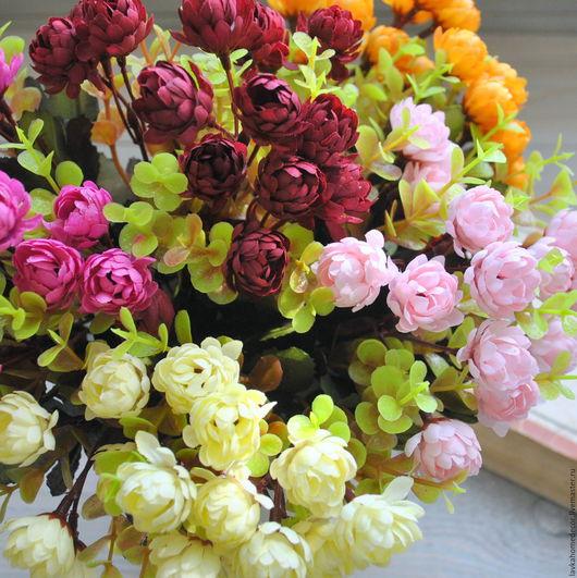 Мелкоцвет в букете, 5 расцветок