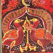 Картины и панно ручной работы. Ярмарка Мастеров - ручная работа ислам. Handmade.