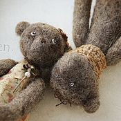 Куклы и игрушки ручной работы. Ярмарка Мастеров - ручная работа когда ты рядом.... Handmade.