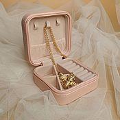 handmade. Livemaster - original item Organizer Jewelry Box Case for Storing Jewelry. Handmade.