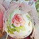 """Комплекты аксессуаров ручной работы. Тыквы """" Shebby Roses """" набор из 5 штук. Nature Creative. Ярмарка Мастеров."""