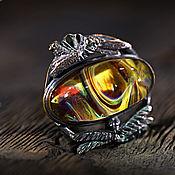 Украшения handmade. Livemaster - original item Ring 17,5