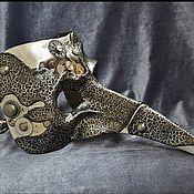 """Одежда ручной работы. Ярмарка Мастеров - ручная работа Маска """"Чумной Лекарь"""". Handmade."""