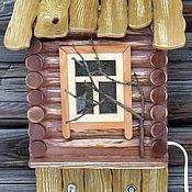 Для дома и интерьера handmade. Livemaster - original item Nightlight / Housekeeper - House. Handmade.