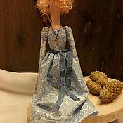 Куклы и игрушки ручной работы. Ярмарка Мастеров - ручная работа Фея морских берегов в стиле Тильда. Handmade.