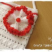 Работы для детей, ручной работы. Ярмарка Мастеров - ручная работа Сумочка для девочки. Handmade.