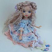Алина будуарная кукла