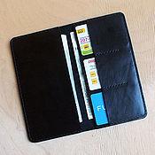 Сумки и аксессуары handmade. Livemaster - original item Purse black. Handmade.