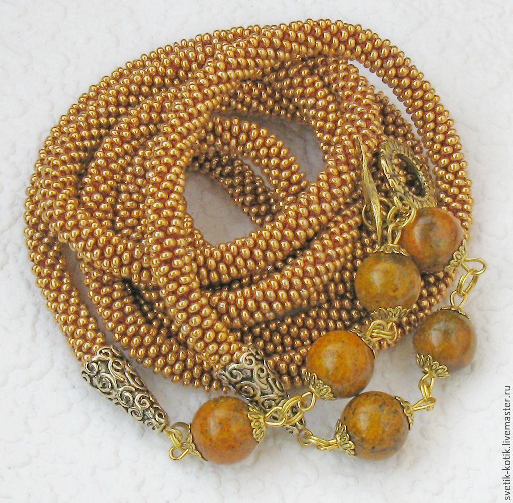 Lariat, Lariat harness, beaded Lariat, beads Lariat, Lariat red, Lariat Golden Lariat sand, buy Lariat, Lariat evening Lariat necklace harness, the stylish Lariat, Lariat everyday