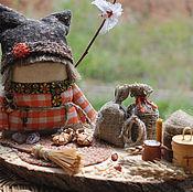 Куклы и игрушки ручной работы. Ярмарка Мастеров - ручная работа Мужичок-Богач. Handmade.