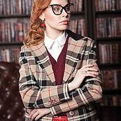 Одежда handmade. Livemaster - original item BURBERRY Cotton Long Jacket. Handmade.