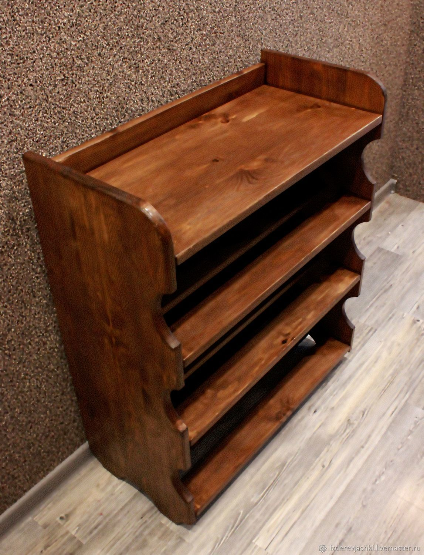 Shoe Cabinet, Shelves, St. Petersburg,  Фото №1