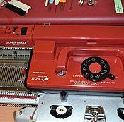 Инструменты для вязания ручной работы. Ярмарка Мастеров - ручная работа Silver reed sk700 5 класс японская вязальная машина. Handmade.