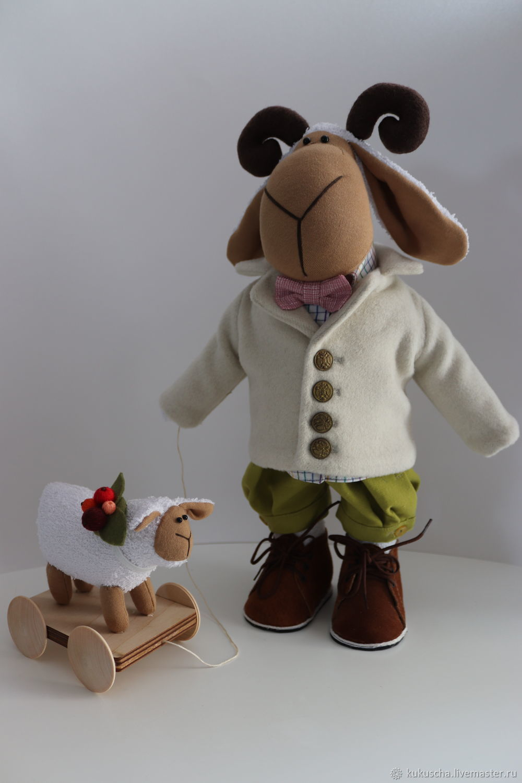 Баран муж овцы, Большеножка, Санкт-Петербург,  Фото №1