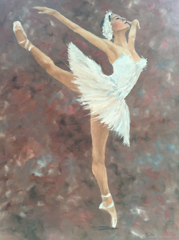 Балерина, Картины, Москва, Фото №1