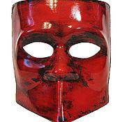 """Для дома и интерьера ручной работы. Ярмарка Мастеров - ручная работа Венецианская маска """"Баута"""". Handmade."""