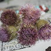Травы ручной работы. Ярмарка Мастеров - ручная работа Травы: Чертополох. Handmade.