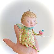 Куклы и игрушки ручной работы. Ярмарка Мастеров - ручная работа ангелы чистой воды. Handmade.