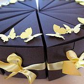 Подарки к праздникам ручной работы. Ярмарка Мастеров - ручная работа Подарочные тортики. Handmade.