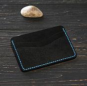 Сумки и аксессуары handmade. Livemaster - original item Compact wallet in under bills and cards.. Handmade.