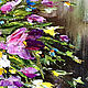 Oil painting Bouquet of freshness. Pictures. Zabaikalie. My Livemaster. Фото №4