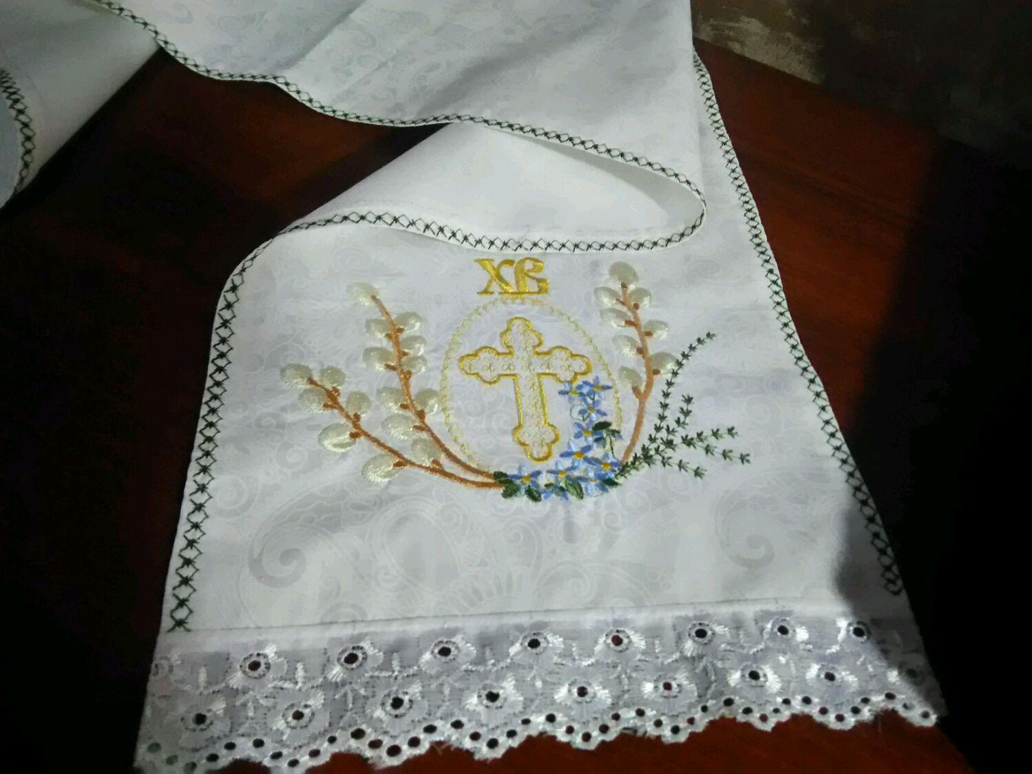 Рушник, полотенце пасхальное, Рушники, Брянск,  Фото №1