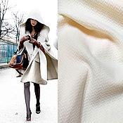 Материалы для творчества ручной работы. Ярмарка Мастеров - ручная работа Ткань пальтовая шерсть. Handmade.
