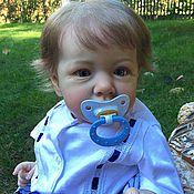 Куклы и игрушки ручной работы. Ярмарка Мастеров - ручная работа Кукла реборн Saskia ( Саския ) by Bonnie Brown. Handmade.