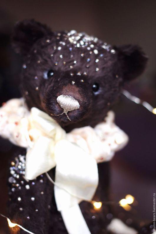 Мишки Тедди ручной работы. Ярмарка Мастеров - ручная работа. Купить Ночь. Handmade. Коричневый, классический
