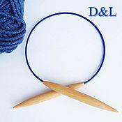 Укороченные спицы для кругового вязания
