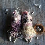 Куклы и игрушки ручной работы. Ярмарка Мастеров - ручная работа Совуля. Handmade.