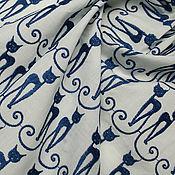 Материалы для творчества ручной работы. Ярмарка Мастеров - ручная работа Батист с вышивкой 9068363. Handmade.