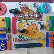 Куклы и игрушки handmade. Livemaster - original item Basebord Bun. Handmade.